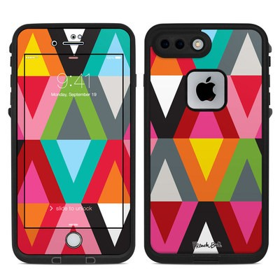 Lifeproof iPhone 7 Plus Fre Case Skin - Viva