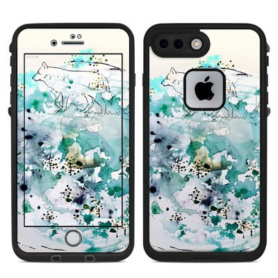Lifeproof iPhone 7-8 Plus Fre Case Skin - Walker