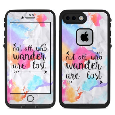 Lifeproof iPhone 7 Plus Fre Case Skin - Wander
