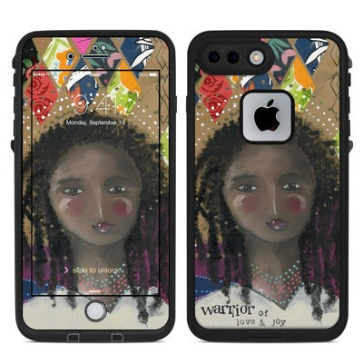 Lifeproof iPhone 7-8 Plus Fre Case Skin - Warrior of Love