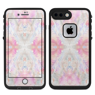 Lifeproof iPhone 7-8 Plus Fre Case Skin - Watercolor Damask