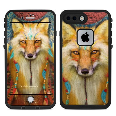 Lifeproof iPhone 7-8 Plus Fre Case Skin - Wise Fox