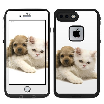 Lifeproof iPhone 7-8 Plus Fre Case Skin - Young Love