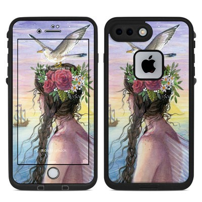 Lifeproof iPhone 7-8 Plus Fre Case Skin - Part Of Your World