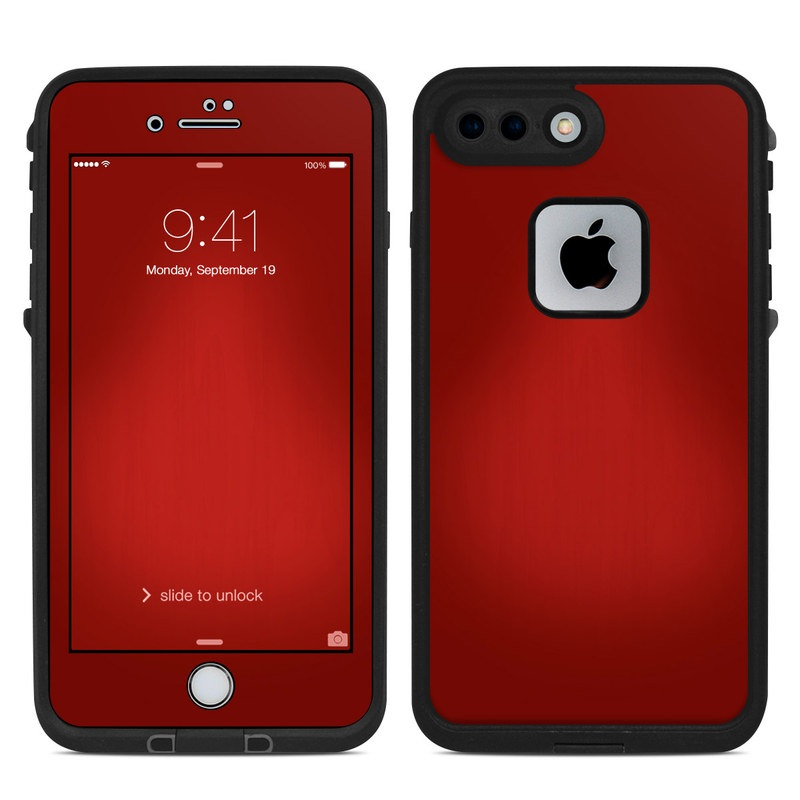 Lifeproof Iphone  Red