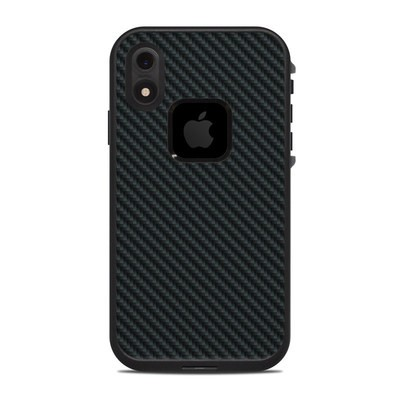 Lifeproof iPhone XR Fre Case Skin - Carbon