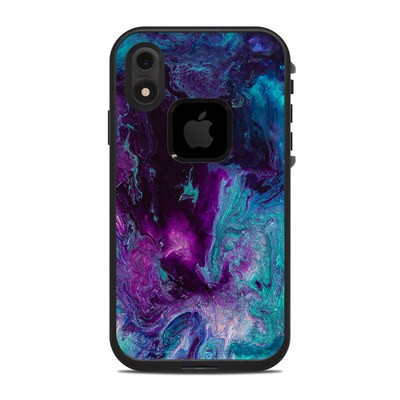 Lifeproof iPhone XR Fre Case Skin - Nebulosity