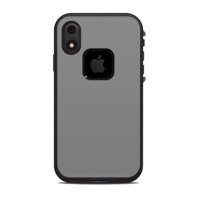 Lifeproof iPhone XR Fre Case Skin - Solid State Grey