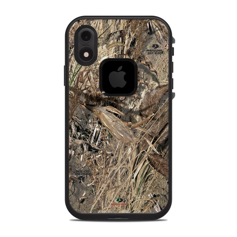 more photos 90d70 b184b Lifeproof iPhone XR Fre Case Skin - Duck Blind