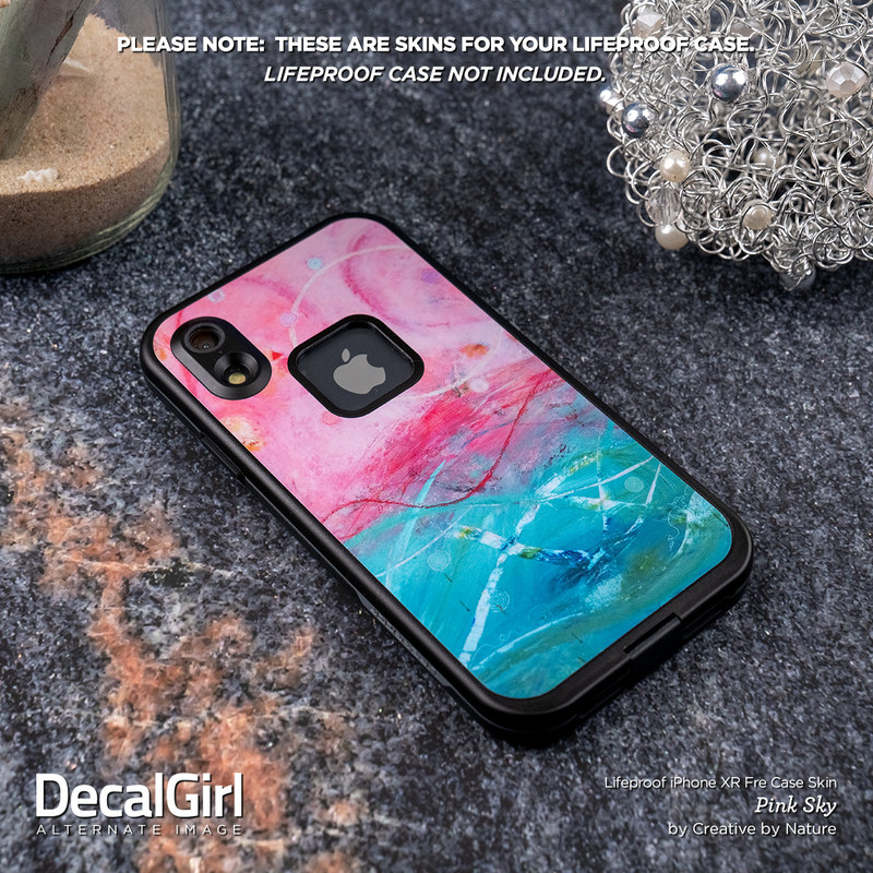 more photos f703c 97dcc Lifeproof iPhone XR Fre Case Skin - Duck Blind