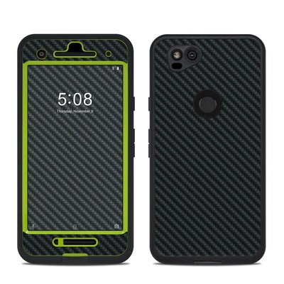 Lifeproof Google Pixel 2 Fre Case Skin - Carbon