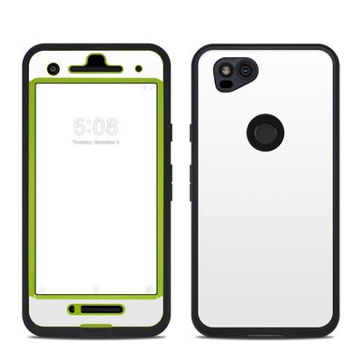 Lifeproof Google Pixel 2 Fre Case Skin - Solid State White