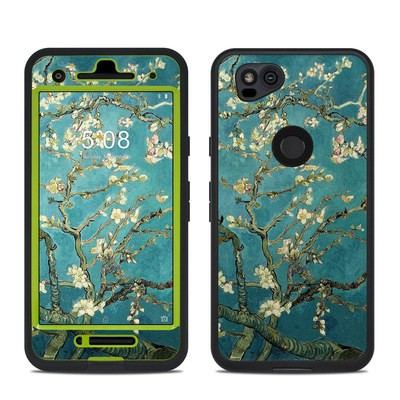 Lifeproof Google Pixel 2 Fre Case Skin - Blossoming Almond Tree