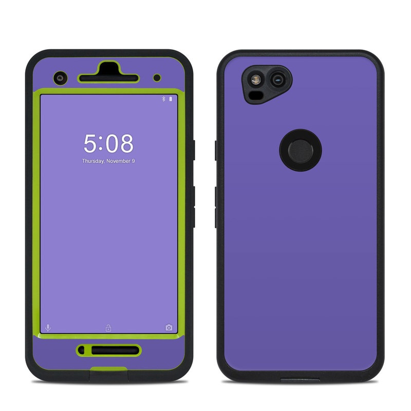 the best attitude 67cd0 bd41b Lifeproof Google Pixel 2 Fre Case Skin - Solid State Purple