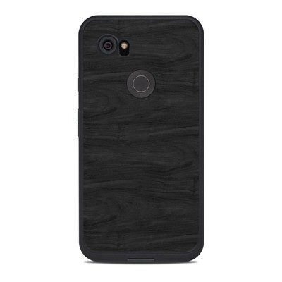 Lifeproof Google Pixel 2 XL Fre Case Skin - Black Woodgrain