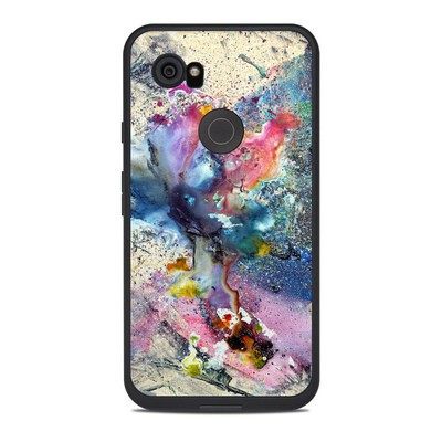 Lifeproof Google Pixel 2 XL Fre Case Skin - Cosmic Flower