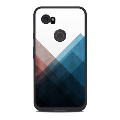 Lifeproof Google Pixel 2 XL Fre Case Skin - Journeying Inward
