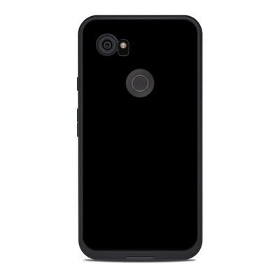 Lifeproof Google Pixel 2 XL Fre Case Skin - Solid State Black
