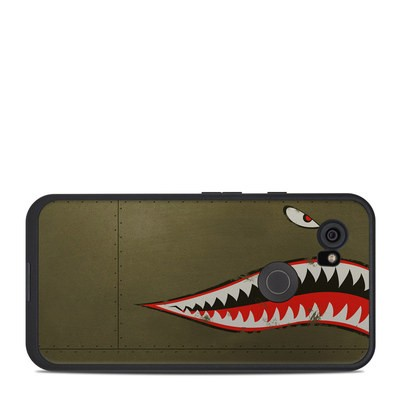 Lifeproof Google Pixel 2 XL Fre Case Skin - USAF Shark