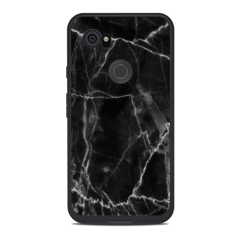 100% authentic c5c82 c44d9 Lifeproof Google Pixel 2 XL Fre Case Skin - Black Marble