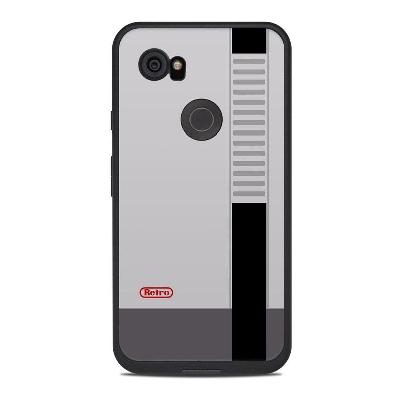 online store 72b7f 71089 Lifeproof Google Pixel 2 XL Fre Case Skin - Retro Horizontal