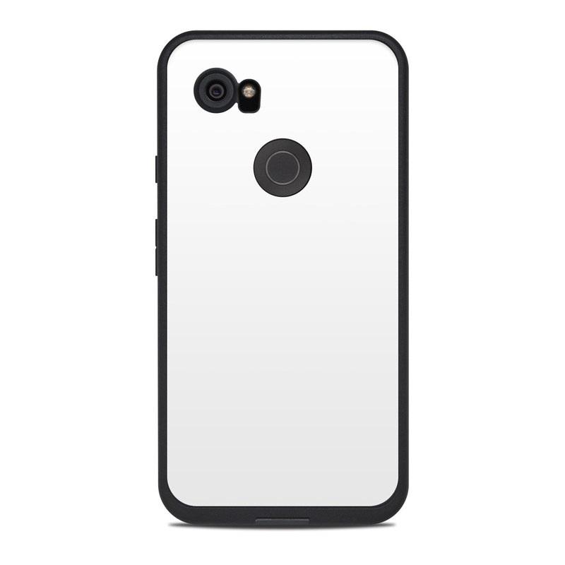 designer fashion ae99b 623d4 Lifeproof Google Pixel 2 XL Fre Case Skin - Solid State White