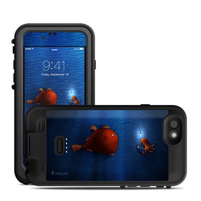 Lifeproof iPhone 6 Fre Power Case Skin - Angler Fish