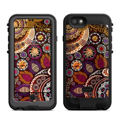 Lifeproof iPhone 6 Fre Power Case Skin - Autumn Mehndi
