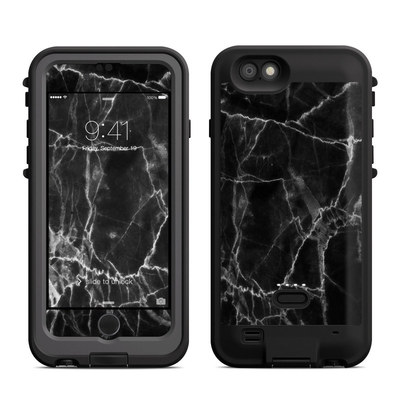 Lifeproof iPhone 6 Fre Power Case Skin - Black Marble