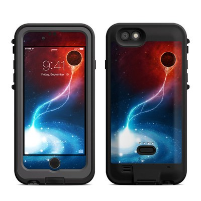 Lifeproof iPhone 6 Fre Power Case Skin - Black Hole