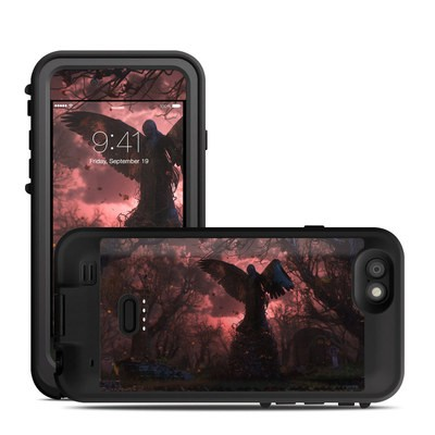 Lifeproof iPhone 6 Fre Power Case Skin - Black Angel