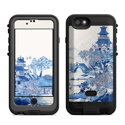 Lifeproof iPhone 6 Fre Power Case Skin - Blue Willow