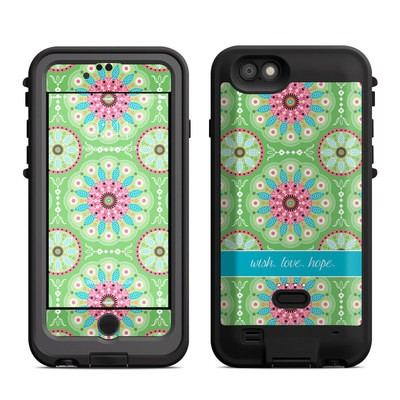 Lifeproof iPhone 6 Fre Power Case Skin - Boho