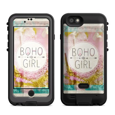 Lifeproof iPhone 6 Fre Power Case Skin - Boho Girl