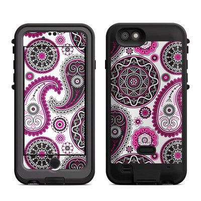 Lifeproof iPhone 6 Fre Power Case Skin - Boho Girl Paisley