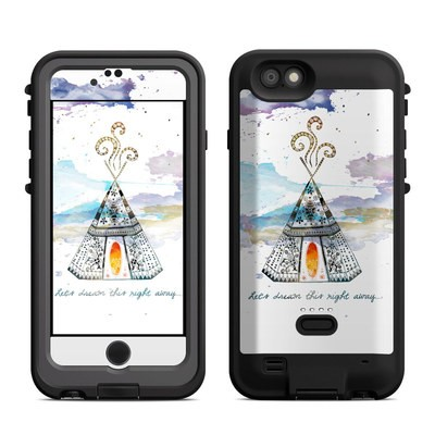 Lifeproof iPhone 6 Fre Power Case Skin - Boho Teepee