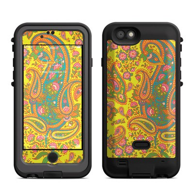 Lifeproof iPhone 6 Fre Power Case Skin - Bombay Chartreuse
