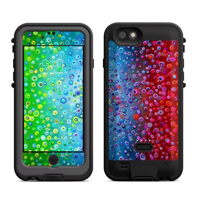 Lifeproof iPhone 6 Fre Power Case Skin - Bubblicious