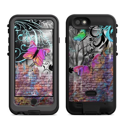 Lifeproof iPhone 6 Fre Power Case Skin - Butterfly Wall