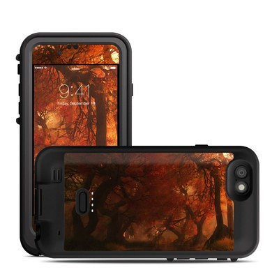 Lifeproof iPhone 6 Fre Power Case Skin - Canopy Creek Autumn