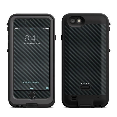 Lifeproof iPhone 6 Fre Power Case Skin - Carbon