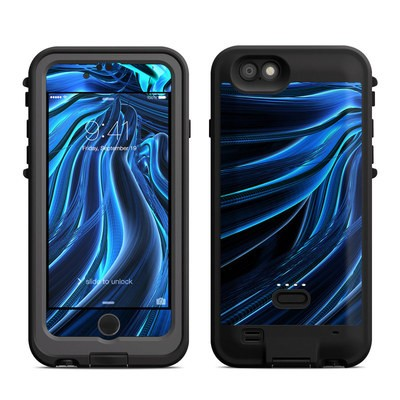 Lifeproof iPhone 6 Fre Power Case Skin - Cerulean