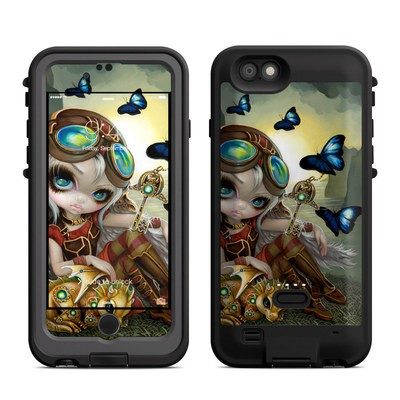 Lifeproof iPhone 6 Fre Power Case Skin - Clockwork Dragonling