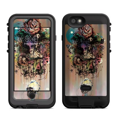 Lifeproof iPhone 6 Fre Power Case Skin - Doom and Bloom
