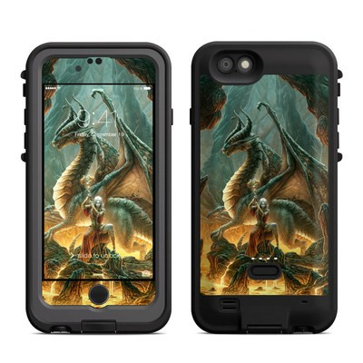 Lifeproof iPhone 6 Fre Power Case Skin - Dragon Mage