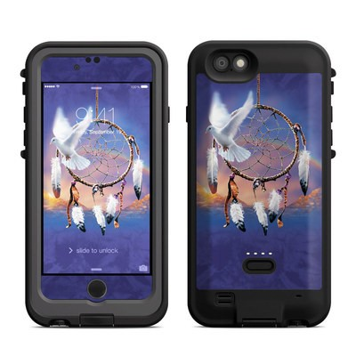 Lifeproof iPhone 6 Fre Power Case Skin - Dove Dreamer