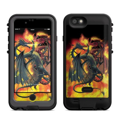 Lifeproof iPhone 6 Fre Power Case Skin - Dragon Wars