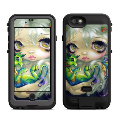 Lifeproof iPhone 6 Fre Power Case Skin - Dragonling
