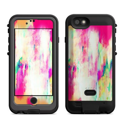 Lifeproof iPhone 6 Fre Power Case Skin - Electric Haze
