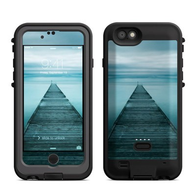 Lifeproof iPhone 6 Fre Power Case Skin - Evening Stillness